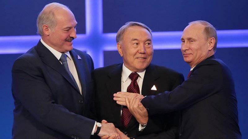 Евразийский экономический союз: исторический договор подписан!