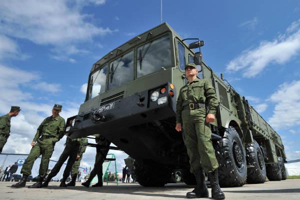 Die Ukraine hat die Lieferung von militärischer Ausrüstung für die Russische Föderation eingestellt