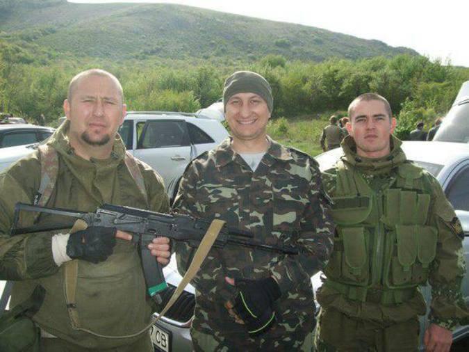 """Campo di addestramento """"terroristi"""" in Crimea"""