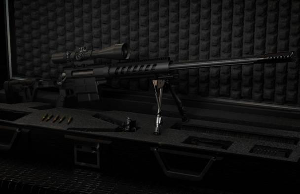 Новые винтовки В. Лобаева