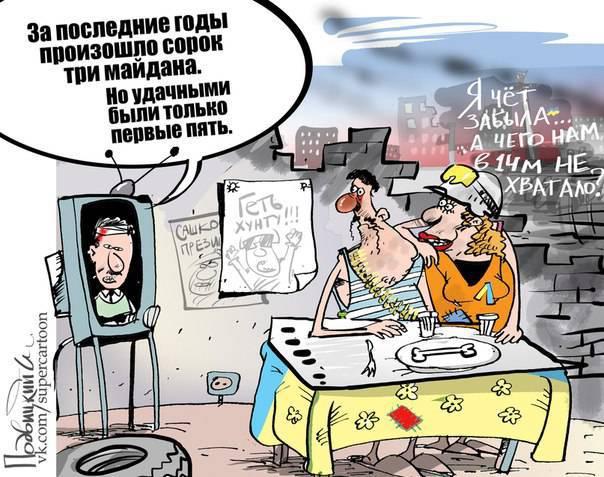 Украинская 'ночь длинных ножей'