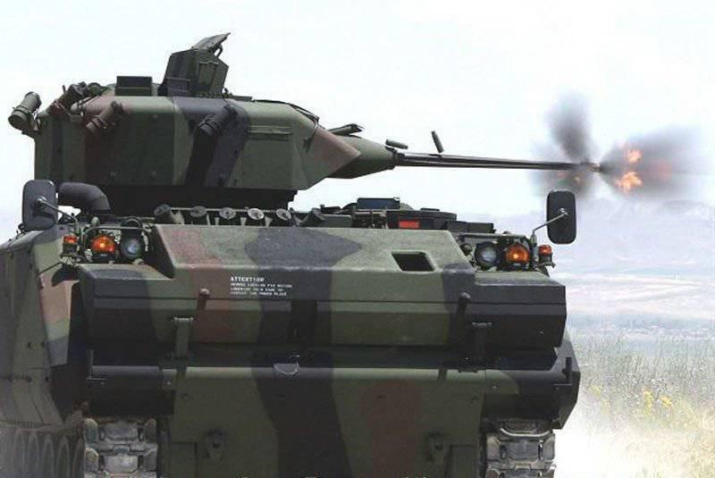 Potencia de fuego para todas las ocasiones. Descripción general de los módulos de combate y torres para automóviles de categorías de peso ligero y medio (parte 4 de 5)