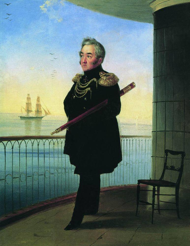 El orgullo de la flota rusa. Mikhail Petrovich Lazarev