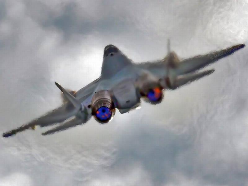 Rússia inicia caça de sexta geração