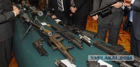 Револьвер РШ-12: «слонобой» из Тулы