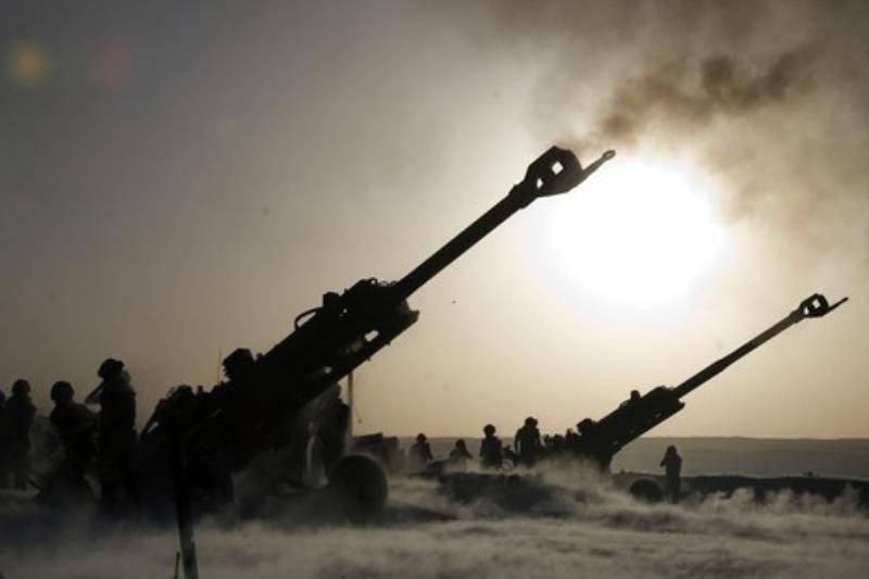 Sistemas de artilharia - mais rápido, mais fácil, mais forte