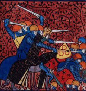 絶滅の戦争:サクソン人の征服