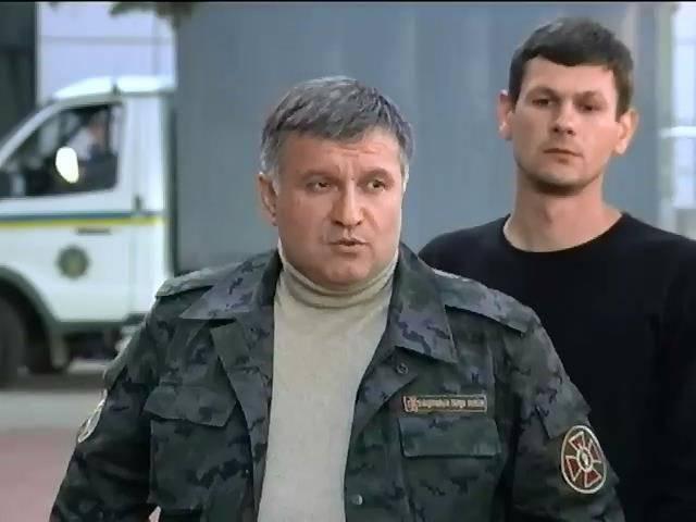 Le héros Facebook Arsen Avakov jette 100% des unités de combat et de patrouille du ministère de l'Intérieur au sud-est