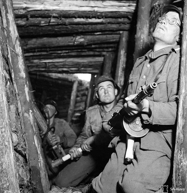 Четвёртый сталинский удар: разгром финской армии