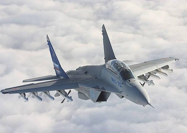 """O RAC """"MiG"""" está trabalhando no conceito de caça de quinta geração"""