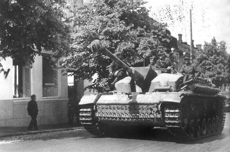 4回目のスターリン主義者スト:ヴィボルグの解放