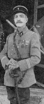 Генерал Б. Р. Хрещатицкий — главнокомандующий Дальневосточного украинского войска
