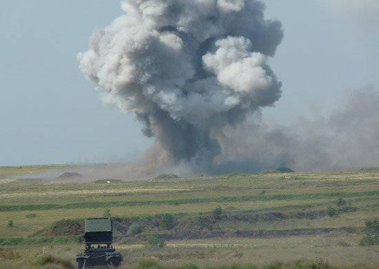 «Огненная земля» в Воронежской области