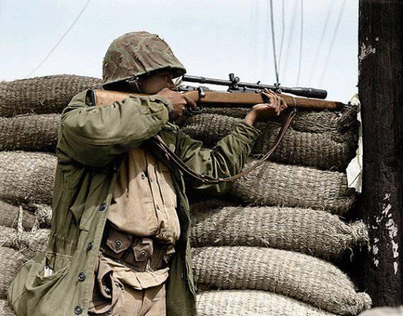 Affaire Sniper dans les troupes de la coalition anti-Hitler