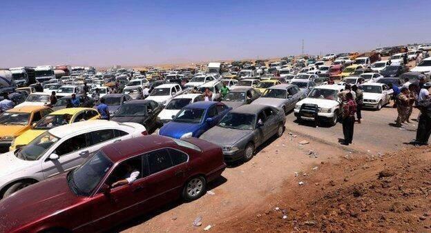 Чёрные флаги над Мосулом и Тикритом. Ирак продолжает стремительное падение в инферно