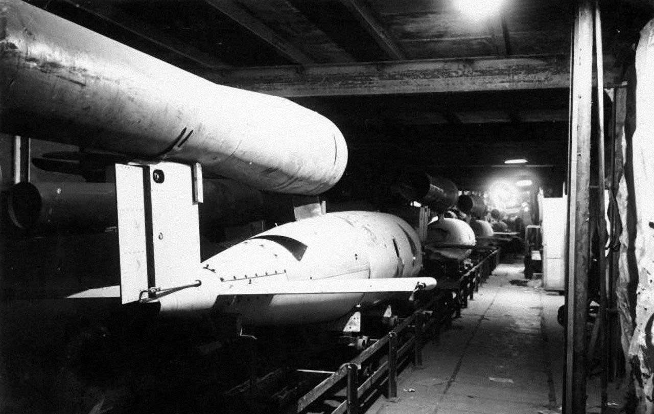 70 лет назад немцы впервые использовали самолёт-снаряд «Фау-1»