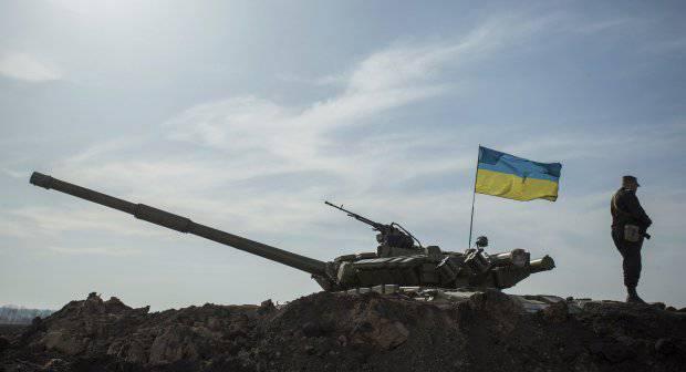 Танки под Луганском и объявление о создании Лисичанской народной республики
