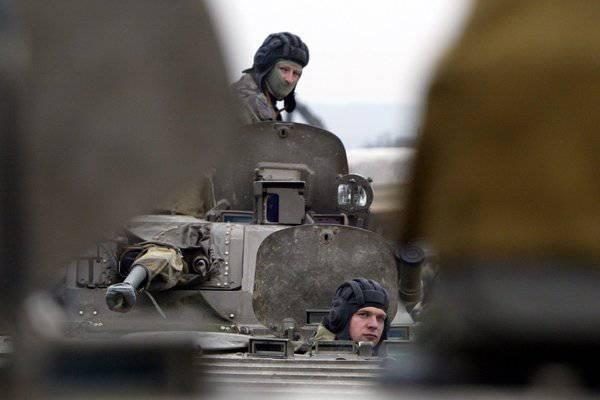 Чехия, Венгрия, Словакия: видимость армии