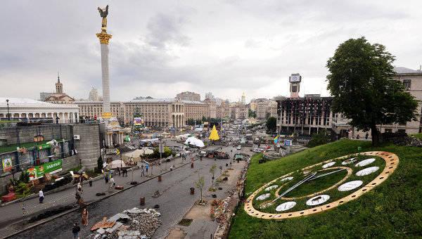 Вече на Майдане выступило за роспуск Верховной рады