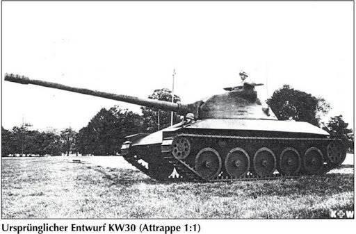 Panzer 61 / 68. Suiza