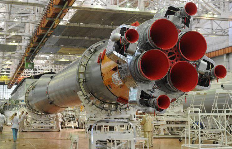 В России создадут сверхтяжелую ракету на метановом топливе