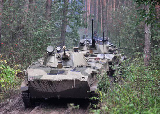 Модернизированные БМД-2 для Воздушно-десантных войск