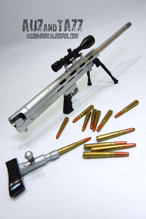 Rifle de gran calibre LAR Grizzly Big Boar (EE. UU.)
