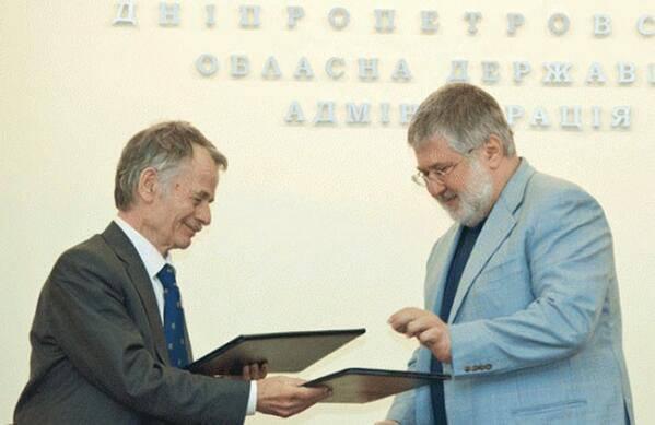 Mustafa Dzhemilev. Entre Obama y Kolomoisky