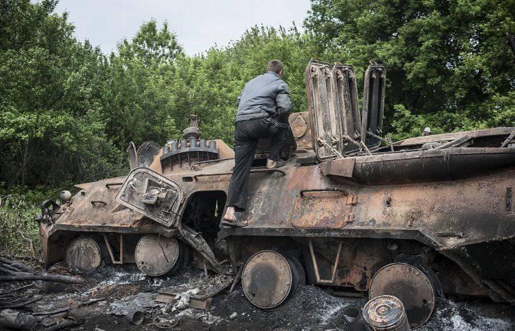 Болотов: Большая часть границы с Россией контролируется ополченцами