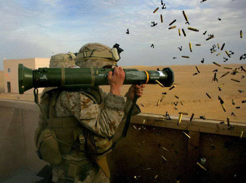 Compact strike: American portable anti-tank weapons