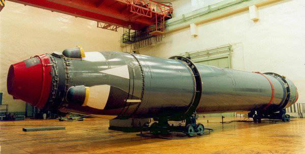 Морские баллистические ракеты СССР
