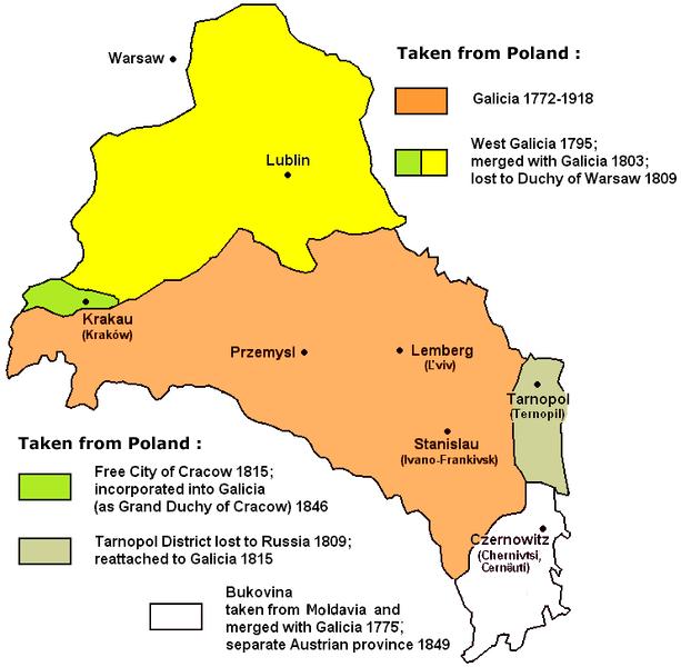 Русская идея на Карпатах: как жители Галиции и Угорской Руси боролись за единство с Россией
