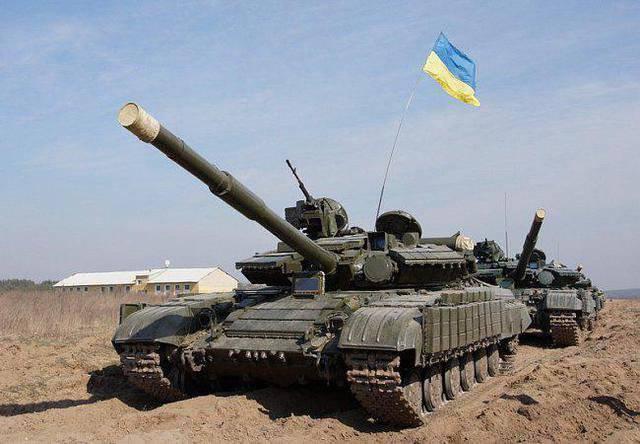 """Слабости украинской """"брони"""" на юго-востоке"""