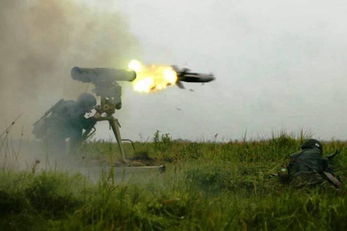 ПТУР «Корнет» приобретает популярность у иракских боевиков