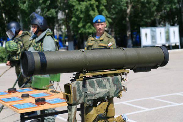 Чем вооружены, как экипированы и какая техника стоит на вооружении российских десантников (фотоотчет)