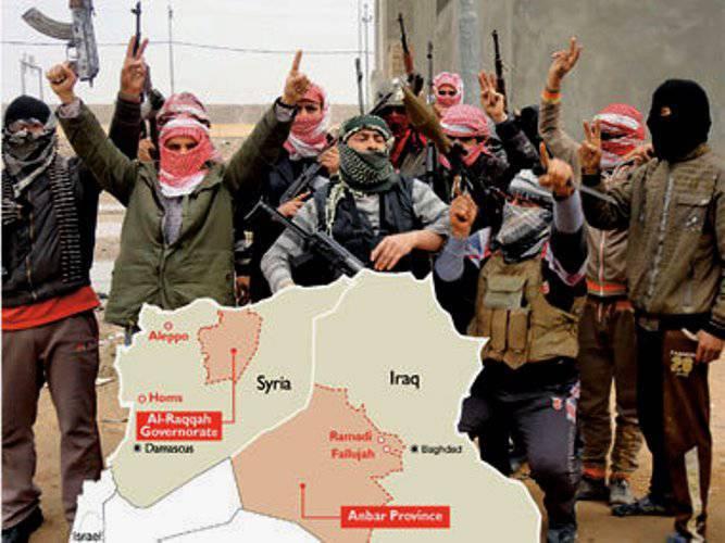 Suriye hava kuvvetleri savaşçısı Irak'taki El-Kaim kentini vurdu