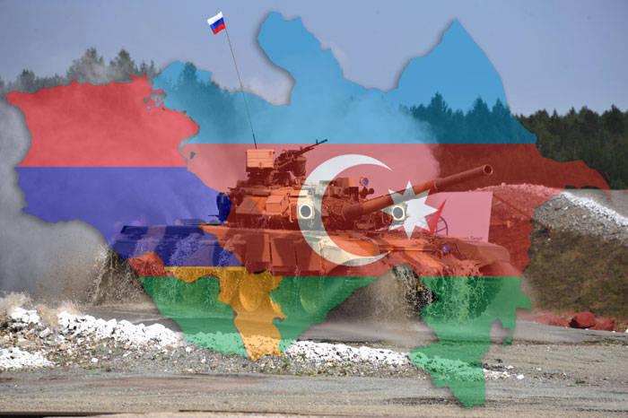 Армения и Азербайджан: нашла коса на камень