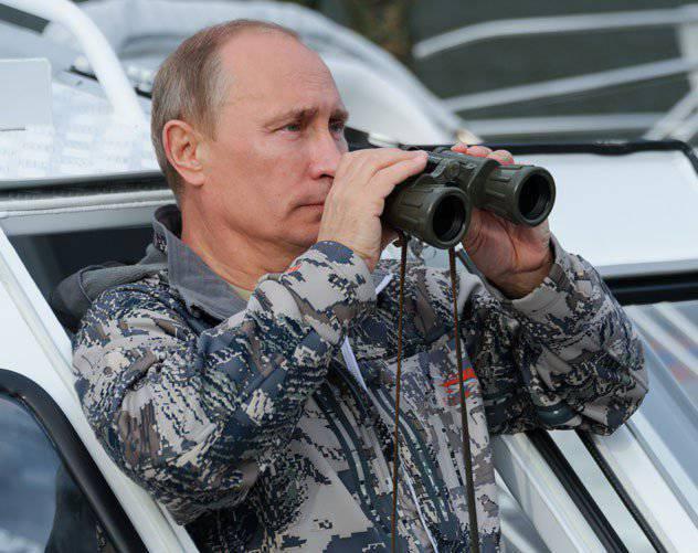 Что задумал хитрый Путин?