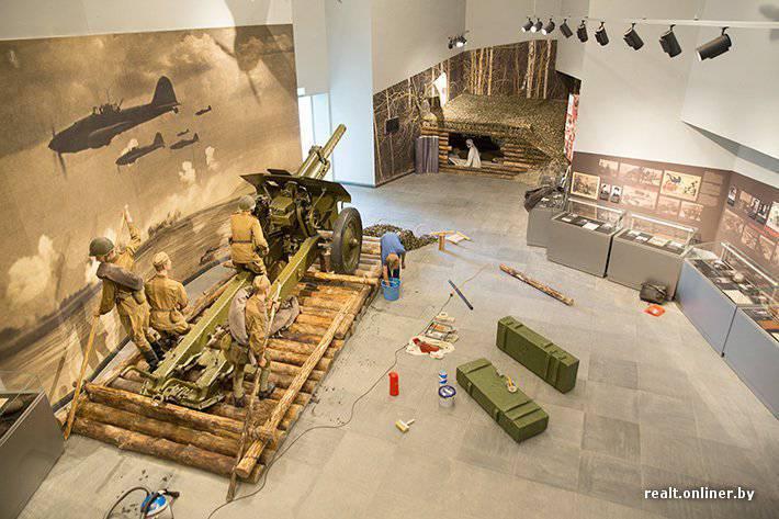 Последние штрихи: большой репортаж из музея Великой Отечественной войны, который готовится к открытию