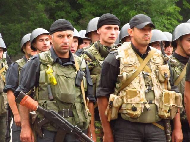 Львовских военных на Луганщине бросили на произвол судьбы