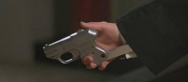 Чертежи Пистолетов Дерринджер | Модель пистолета Leinad Cobray