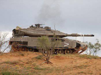 Израиль продает «Меркаву-4
