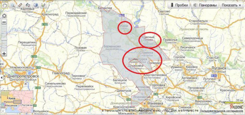 Истинная причина карательных акций: Юго-Восток продан западным газовым компаниям