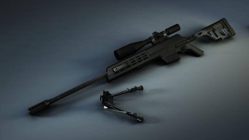 """DXL-3 — """"длинная рука"""" для опытного стрелка"""
