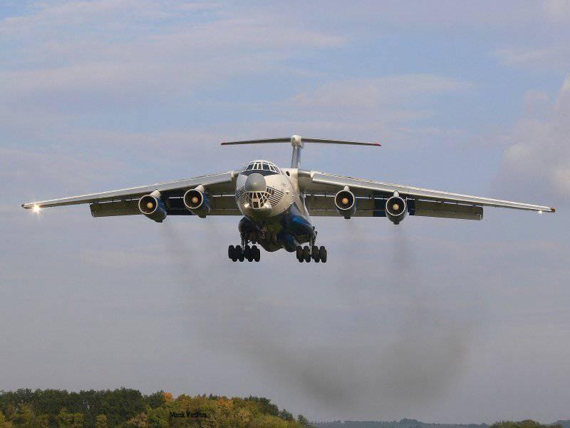 Минобороны Украины: ополченцы сбили в Луганске самолет с военными