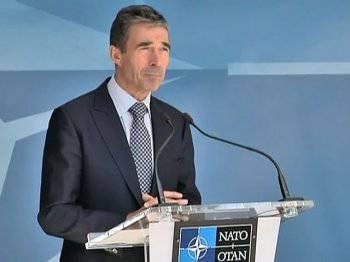 Генсек НАТО: альянс поможет Украине в ее «противостоянии с Россией