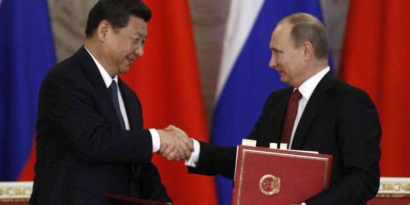 Анти-НАТО: Россия и Китай объединяются для противостояния Западу