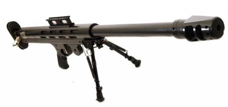 Крупнокалиберная винтовка LAR Grizzly Big Boar (США)