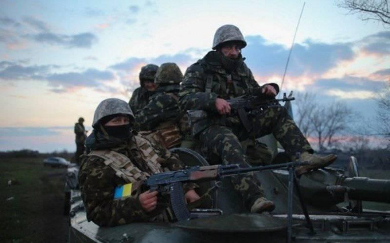 Украинские силовики пытаются прорваться в Северск