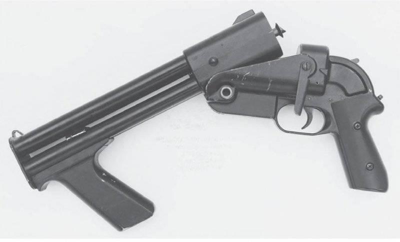 Liberator Mark III в закрытом
